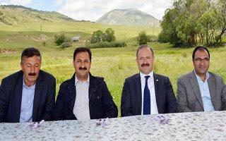Milletvekili Deligöz Kapıkale Şenliklerine Katıldı