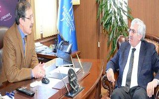 AK Parti İl Başkanı Öz'den Bulutlar'a Övgü