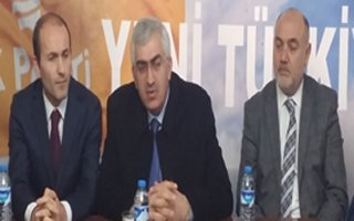 """""""Türkiye'de örtülü darbe gurupları var"""""""