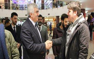 AK Parti İl Teşkilatı Referandum Mesaisinde