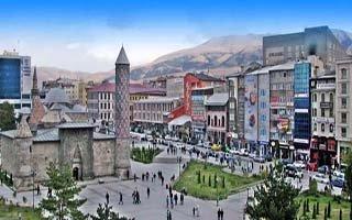 Erzurum büyükşehirler arasında birinci oldu