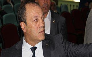 MHP'de Naim Karataş yeniden seçildi