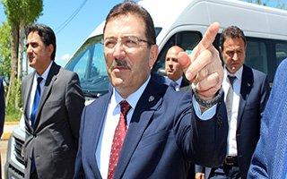 Emniyet Genel Müdürü Altınok Erzurum'da