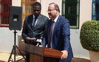 Milletvekili Deligöz'den Nijer Çıkarması