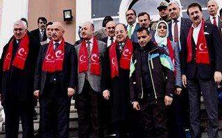 Başbakan Yardımcısı Akdağ'dan Kudüs Açıklaması