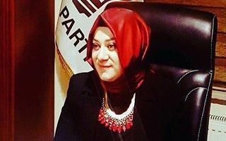 Kadın Kolları Başkanı Hilal Demir İstifa Etti