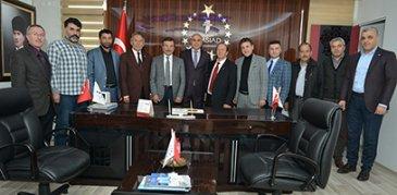 Başkan Korkut TÜMSİAD üyeleri ile buluştu