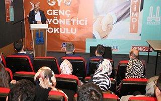 TÜGVA Genç Yönetici Okulu eğitime başladı