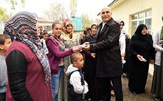 Dadaşköy Kadınları Üretimde Yerini Aldı