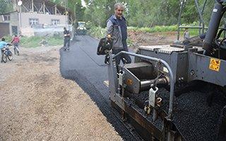 Ali Korkut: 36 Köyün asfaltını tamamlıyoruz
