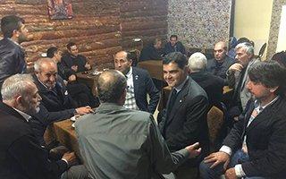 Cinisli: ''Erzurum'un ilgisinden memnunum''