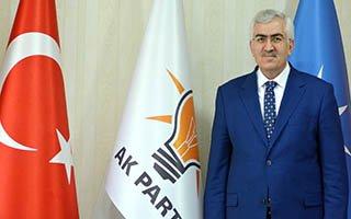 AK Parti İl Başkanı Öz'den Kadir Gecesi mesajı