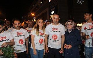 Bayram Şekeri MHP'li Adem Yurdigül'den