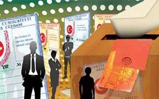 İşte Erzurum'da ilk kez oy kullanan kişi sayısı