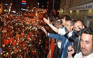 '15 Temmuz Destanı Milli Vicdanın Eseridir'