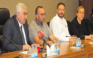 Mehmet Emin Öz'den kongre açıklaması