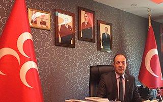 MHP İl Başkanı Karataş'tan Bayram Mesajı