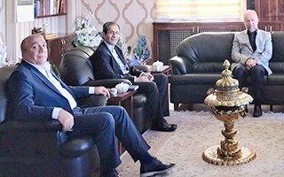 CHP'li Başkan Kılıç'tan Müftü Sula'ya ziyaret