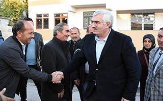 İl Başkanı Öz'den ilçe teşkilatlarına ziyaret