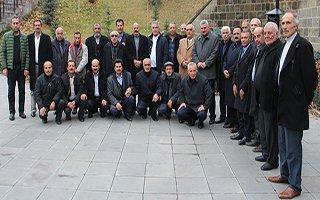 Muhtarlardan Ali Korkut'a tam destek