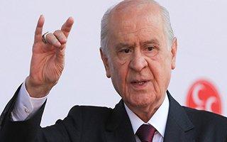 MHP lideri Bahçeli'den flaş Erzurum açıklaması