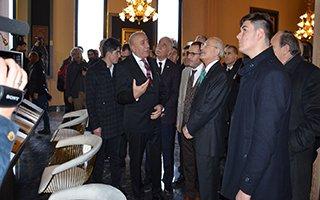 Çat Belediye Başkanı Kılıç'tan teşekkür