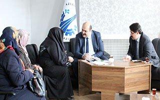 Başkan Orhan halk gününde vatandaşları dinledi