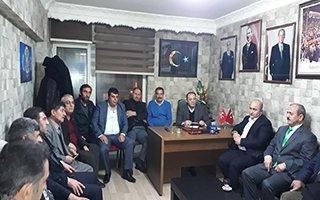 MHP'li Karataş'tan aday adaylarına teşekkür