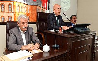 Ali Korkut: Hazır bir belediye bırakıyorum