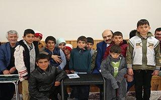 Cumhur İttifakı'na Aziziye'den Tam Destek