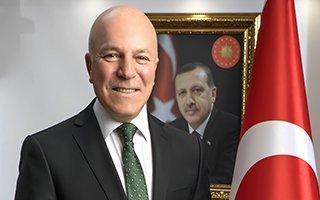 Başkan Sekmen'den Regaib Kandili mesajı
