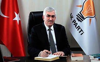 AK Parti Erzurum İl Başkanlığı'ndan 'yıldırım' destek