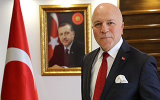 Başkan Sekmen'den Erzurum Kongresi mesajı