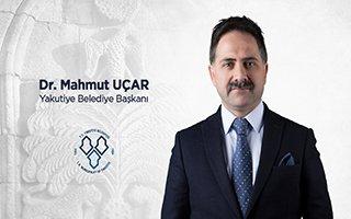 Başkanı Uçar'dan Kurban Bayramı Kutlaması