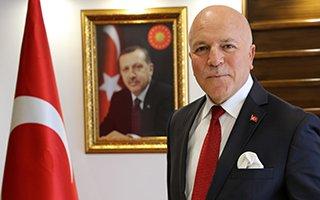 Başkan Sekmen'den 30 Ağustos mesajı