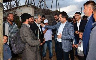 Başkan Dr. Mahmut Uçar, hizmette rekor kırdı...