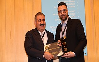 Palandöken Belediyesi'ne İdealkent Ödülü