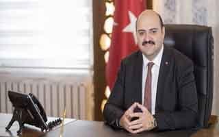 Başkan Orhan'dan Miraç ve Nevruz kutlaması