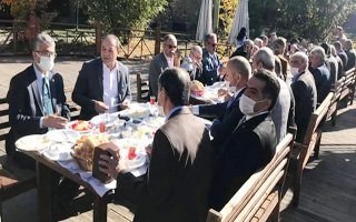 MHP İl ve ilçe yönetimleri kahvaltıda buluştu