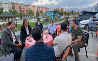 Milletvekili Aydemir: 'Dadaşlar Hakşinastır'