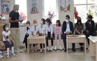 Erzurum'da çocuk hizmetleri sinerjisi...