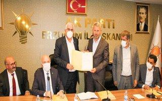 İP'den istifa edip AK Parti'ye geçtiler