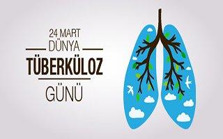 Dünya Tüberküloz Günü Basın Bildirisi