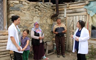 Kırım kongolu ziyaret