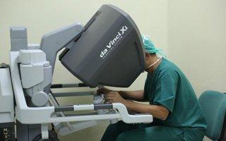 Da Vinci Ameliyat Robotu İle Ses Ayarı