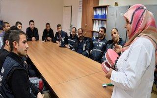 Personele Ağız Ve Diş Sağlığı Eğitimi