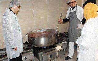 Erzurum'da Ramazan'da Gıda Denetimleri