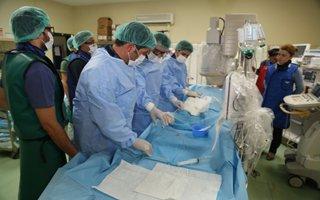 BEAH'ta Atrial Septal Defekt Operasyonu