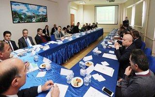 ASKOM bölge toplantısı Erzurum'da yapıldı