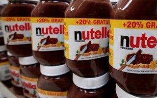 Nutella kavanozları raflardan iniyor! Nedeni ise..
